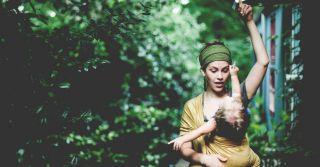 Hippie Mom: Как лень делает из нас позитивных родителей
