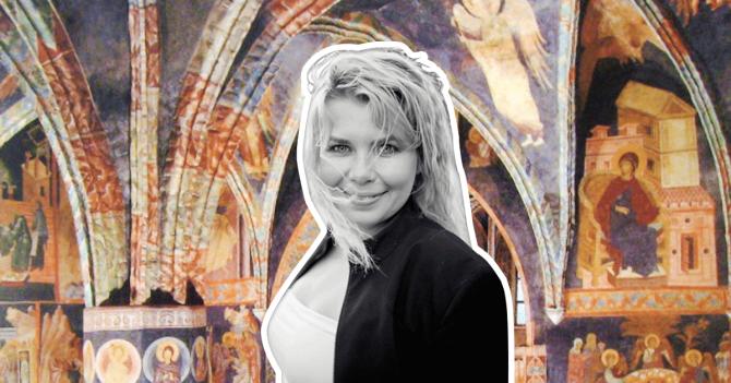 Свої за кордоном: Ирина Бровко