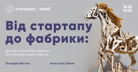 Від стартапу до фабрики: досвід конструкторів Ugears
