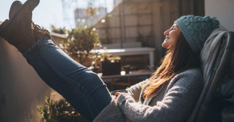Месяц удовольствий: Возможно ли наслаждаться каждым днем?