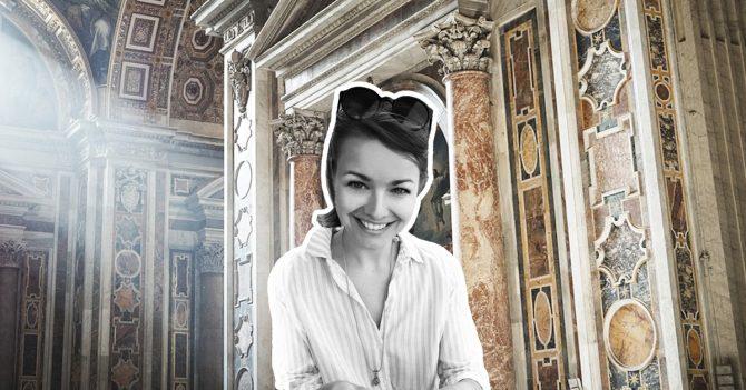 Свої за кордоном: Ярина Груша