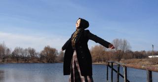 """Никяра Пурмамбетова: """"Надев хиджаб, я обрела себя"""""""