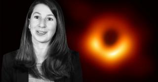 Черная дыра анфас: Кэтрин Бауман о своей работе