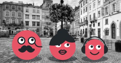 WoMo-знахідка: Додаток готових квестів містами України WalQlike