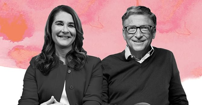 Залог успеха: Почему Билл и Мелинда Гейтс моют посуду вместе