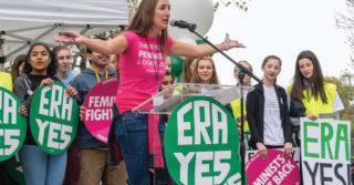 Нова ERA: Конгрес США ухвалив прийняття поправки, яка гарантує рівні права