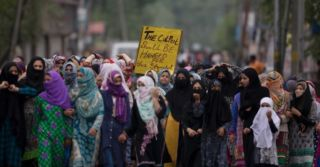 У Кашмірі проходять масові протести через сексуальне насилля над неповнолітніми дівчатками