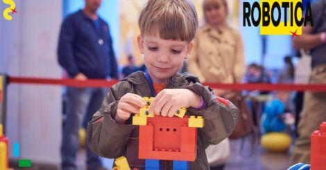 """STEM-фестиваль """"Robotica"""""""
