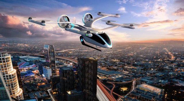 Fly away: У Мельбурні з'явиться літаюче таксі