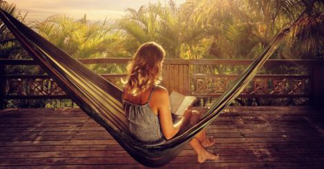 Перезавантаження: 7 книжок для відпустки