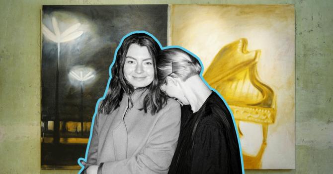 The Naked Room: Як перетворити квартиру на арт-галерею з великою метою