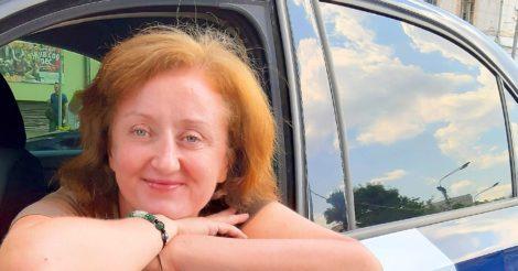 """Елена Левчук: """"Моя задача - каждый день разрушать стереотип о женщинах за рулем"""""""