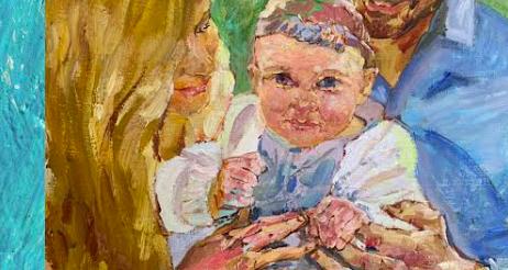 Художня виставка «Ласкаво просимо до щастя…» Анни Чичеріної