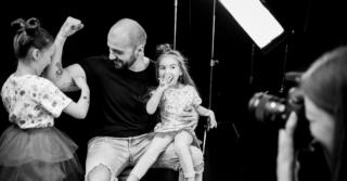 """Артем Бойко: """"Я делаю дочерям комплименты, чтобы они поверили в свою неповторимость"""""""