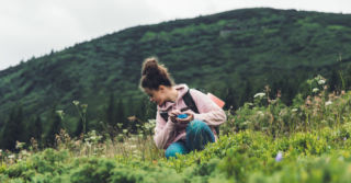 WoMo-знахідка: Додаток для очищення карпатських гір EcoHike