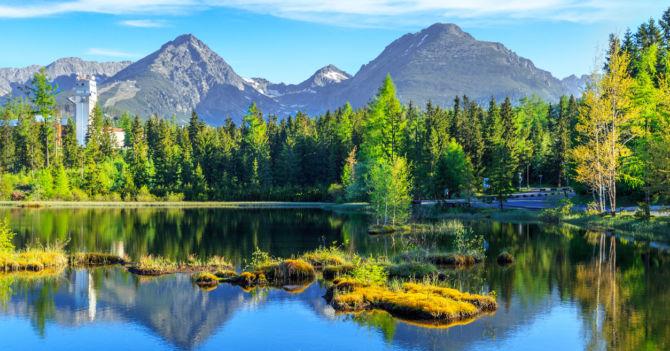 Высокие Татры: Авторский маршрут по Словакии