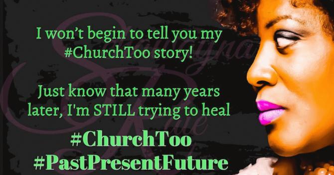 #ChurchToo: Жінки Нігерії влаштували масову акцію проти ґендерно обумовленого насильства