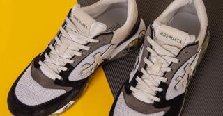 WoMo-знахідка: Взуття Premiata