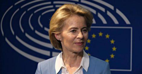 Головою Єврокомісії призначено Урсулу фон дер Ляєн