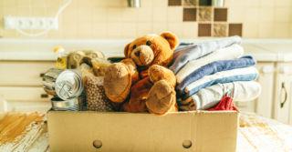 Кому отдать: 6 лайфхаков для тех, кто хочет избавиться от ненужных вещей