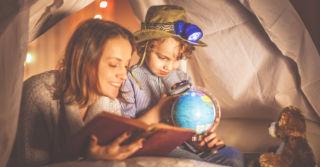 Сказкотерапия: Как воспитывать не криком, а историями