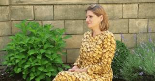 """Каролін Спаанс: """"Покращення стандартів життя у селі є запорукою подальшого розвитку економіки України"""""""