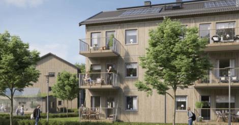 ІКЕА побудує доступне житло для людей із деменцією