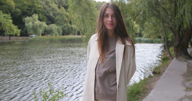 """Дарья Ковтун (Хмара): """"До того, как мы с мужем стали парой, между нами была конкуренция"""""""
