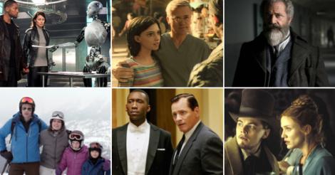 Нескучный уикенд: 20 фильмов для всей семьи
