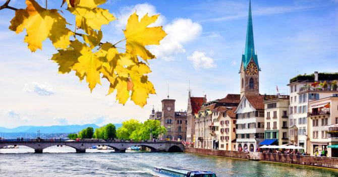 Семейное путешествие по Швейцарии