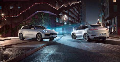 Что нового в моделях Cayenne и Cayenne Coupé от компании Porshe ?
