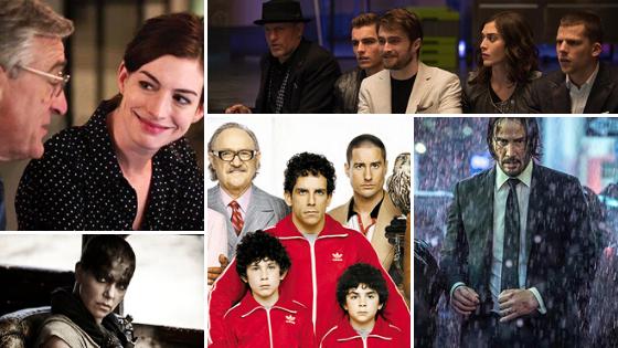 Кино-weekend: фильмы, которые спасут самый скучный выходной