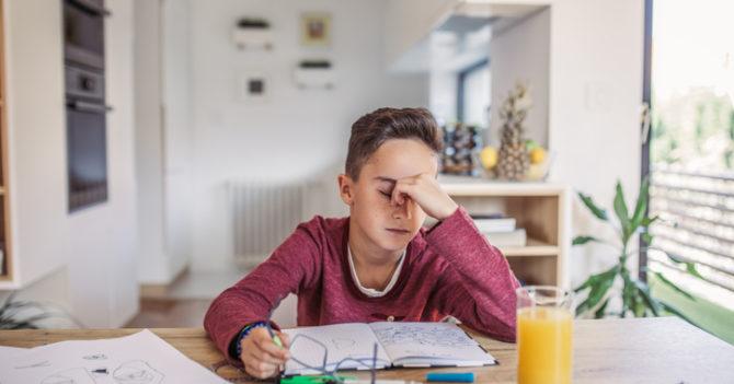 Недетская нагрузка: Как пополнить энергию до каникул