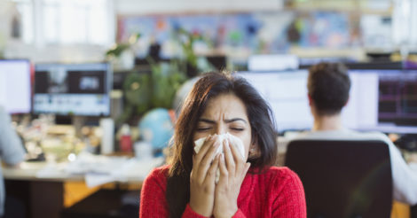 Winter Is Coming: Почему надо болеть дома, а не на работе