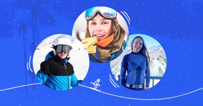 Снежные королевы: Три женщины о лыжном спорте
