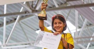 Анастасия Гнатышин стала чемпионкой Европы по быстрым шахматам