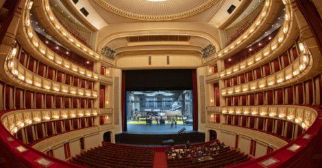 В Венской опере впервые за 150 лет сыграли музыкальное произведение женщины-композитора Ольги Нойвирт