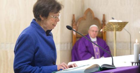 Женщину впервые назначили на высокий пост в Ватикане