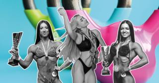 Культура тела: Три женщины о бодибилдинге