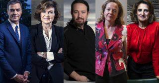 В новом правительстве Испании стало поровну женщин и мужчин