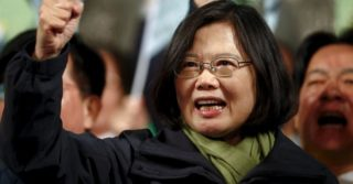 Женщины и власть: Главой администрации Тайваня снова стала Цай Инвэнь