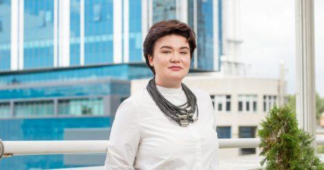 Бизнес-портрет: Евгения Чернецкая об амбициях, привычках и работе в Microsoft