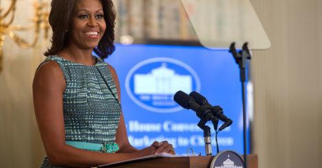 Мишель Обама запускает свое шоу в Instagram
