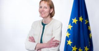 Латвийская дипломат Илзе Юхансоне стала генеральным секретарем Европейской комиссии