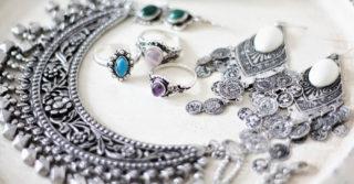 Серебряные украшения — прекрасный подарок на любой праздник