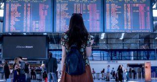"""Куда путешествуют чаще всего? Говорит аэропорт """"Киев"""""""