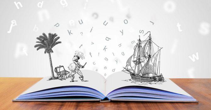 Книжки, що обіймають серця дітей