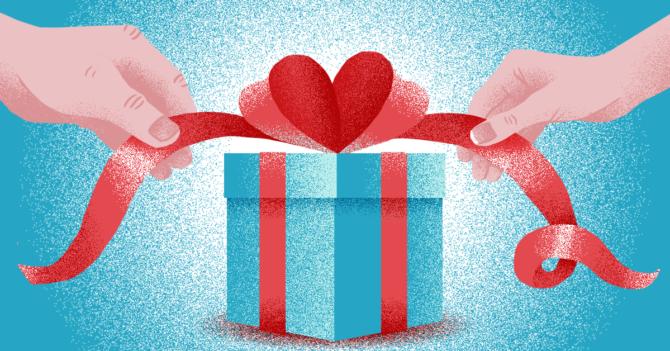 Необычные идеи подарков на 14 февраля