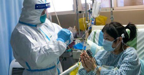 В Китае вакцину начали тестировать на животных