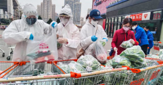 У эвакуированных с Китая украинцев не нашли коронаровирус